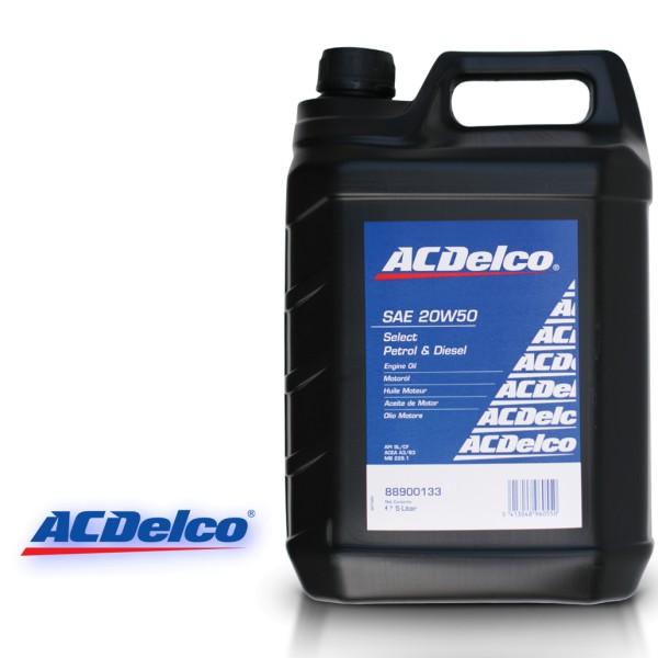 ACDelco Lubricant Range